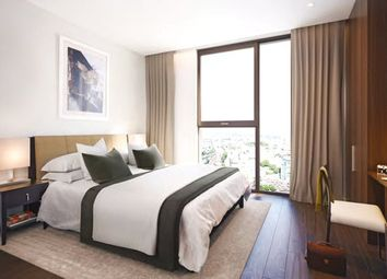 Thumbnail 3 bedroom flat for sale in Glacier House, The Residence, London