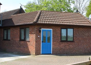 Thumbnail 1 bed semi-detached bungalow to rent in Eagle Road, Swinderby, Lincoln