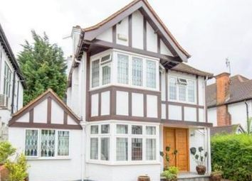 Thumbnail 4 bed detached house for sale in Edgeworth Avenue, Hendon, Hendon, London
