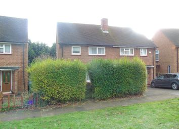 Thumbnail 3 bedroom semi-detached house for sale in Newhouse Crescent, Watford