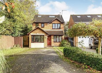 Thumbnail 4 bed detached house for sale in Winchester Close, Banbury, Oxfordshire