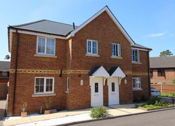 Thumbnail 3 bed semi-detached house for sale in Lewis Close, Whitehill, Bordon