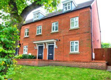 Thumbnail 3 bed town house for sale in Pilkington Court, Blackburn