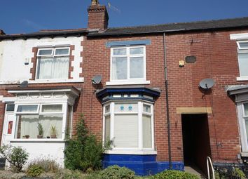 Thumbnail 3 bed terraced house for sale in Marshall Road, Woodseats, Sheffield
