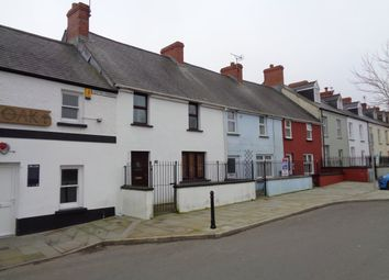 Thumbnail Terraced house to rent in 16 Grove Place, Haverfordwest, Pembrokeshire.