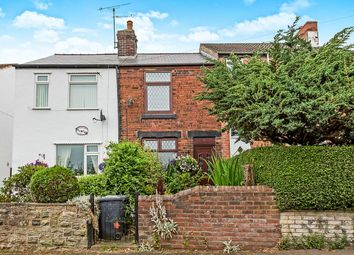 Thumbnail 2 bed terraced house for sale in Calow Green, Calow, Chesterfield