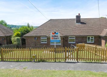 Thumbnail 3 bedroom semi-detached bungalow for sale in Target Firs, Temple Ewell, Dover