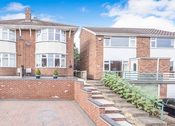Thumbnail 2 bed semi-detached house for sale in Sileby Road, Barrow Upon Soar, Loughborough