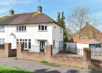 Thumbnail 4 bedroom semi-detached house for sale in Arbroath Green, Watford