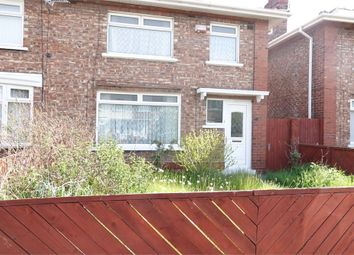 Thumbnail 3 bedroom semi-detached house to rent in Thorntree Avenue, Pallister Park, Middlesbrough, North Yorkshire