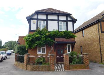 Thumbnail 3 bed detached house for sale in Churchill Close, Feltham, Middlesex