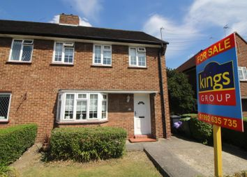 Thumbnail 3 bed end terrace house for sale in Sterling Avenue, Waltham Cross, Herts