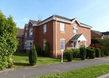 Thumbnail 4 bed detached house for sale in Imogen Gardens, Heathcote, Warwick
