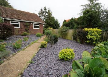 Thumbnail 2 bed bungalow to rent in Trinity Close, Ipswich, Suffolk