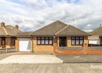 Thumbnail 3 bed detached bungalow for sale in Woodward Close, Grays