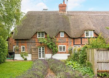Thumbnail 3 bed cottage to rent in Alton Priors, Marlborough