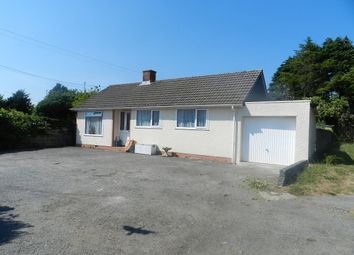 Thumbnail 3 bed detached bungalow for sale in Haven Road, Haverfordwest, Pembrokeshire