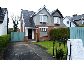 Thumbnail 3 bed semi-detached house for sale in Knockvale Park, Ballyhackamore, Belfast