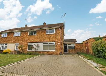 Thumbnail 3 bed semi-detached house to rent in Southcote Crescent, Basildon