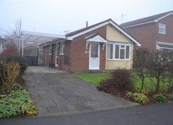Thumbnail 2 bed detached bungalow to rent in Hillswood Avenue, Leek, Leek