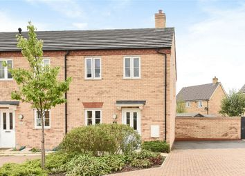 Thumbnail 3 bed end terrace house for sale in Lamb Close, Bedford