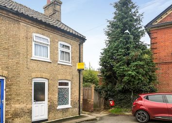 Thumbnail 2 bed end terrace house for sale in Albion Street, Saxmundham