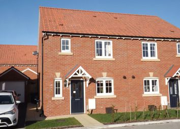 Thumbnail 3 bed semi-detached house for sale in Shearwater Way, Seaton