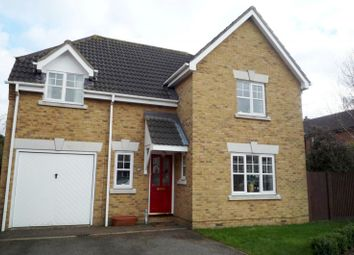 Thumbnail 3 bedroom detached house to rent in Long Fallow, Chiswell Green, St Albans