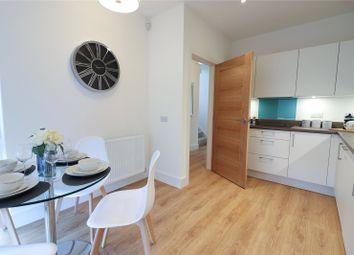 Thumbnail 1 bed flat for sale in The Market, High Street, Bonnyrigg, Midlothian