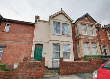 Thumbnail 1 bedroom terraced house to rent in Monks Road, Exeter