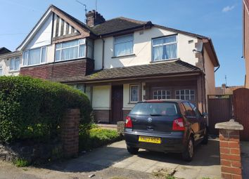 Thumbnail 4 bed semi-detached house for sale in Parsonage Lane, Farnham Royal, Slough