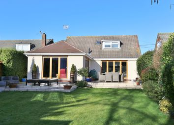 Thumbnail 3 bed detached bungalow for sale in Whalesmead Road, Bishopstoke, Eastleigh