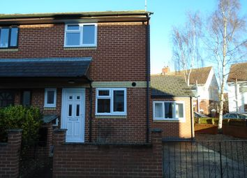 Thumbnail 3 bed end terrace house to rent in Park Road, Exmouth