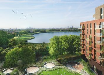 Thumbnail 2 bedroom flat for sale in Woodberry Grove, London