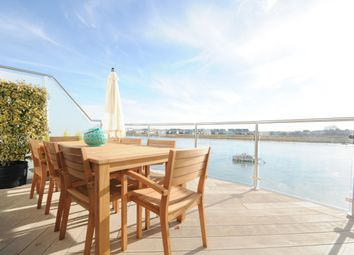 Thumbnail 4 bed town house to rent in Oyster Quay, Shoreham-By-Sea