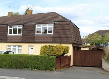 Thumbnail 2 bed flat for sale in Ethelstan Crescent, Newton Farm, Hereford