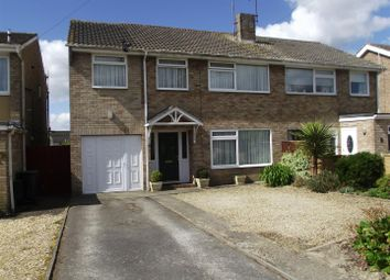 Thumbnail 4 bed semi-detached house for sale in Woodhill Rise, Calne