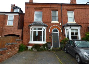 Thumbnail 3 bed semi-detached house to rent in Serpentine Road, Harborne, West Midlands