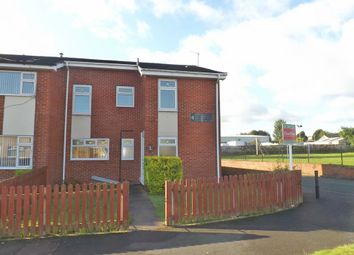 Thumbnail 4 bed end terrace house for sale in Wharfe Lane, Ellesmere Port, Cheshire