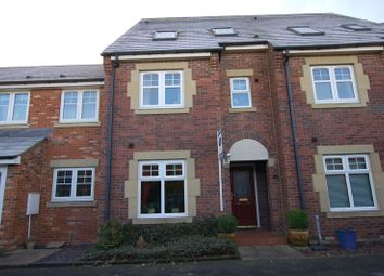 Thumbnail 3 bedroom terraced house for sale in The Lairage, Ponteland, Newcastle Upon Tyne