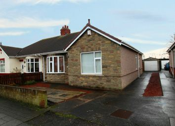 Thumbnail 2 bed bungalow for sale in Newlands Road, Blyth, Northumberland