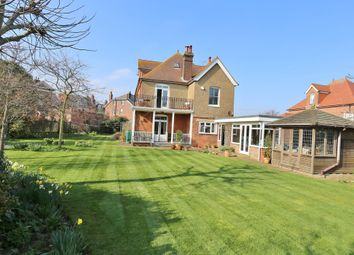 Thumbnail 6 bed detached house for sale in Rosebery Road, Felixstowe