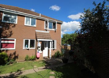 Thumbnail 1 bed terraced house for sale in Tickner Close, Botley, Southampton