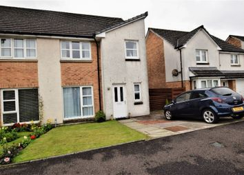 Thumbnail 3 bed semi-detached house for sale in Millbarr Grove, Barrmill, Beith