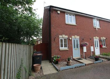 Thumbnail 2 bed end terrace house for sale in Tanners Grove, Longford, Coventry