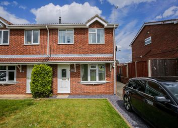 3 bed semi-detached house for sale in 50 Bolingey Way, Hucknall, Nottingham NG15
