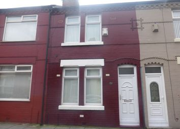 Thumbnail 2 bed property to rent in Kirk Road, Liverpool