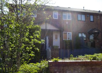 Thumbnail 2 bedroom terraced house to rent in Primatt Crescent, Shenley Church End, Milton Keynes