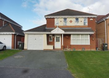Thumbnail 4 bed detached house for sale in Islay Close, Ellesmere Port