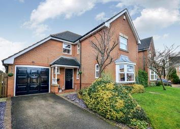 Thumbnail 4 bedroom detached house for sale in Abbeydale Drive, Mansfield, Nottinghamshire